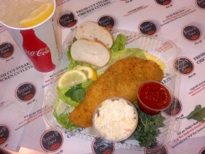 Shank's Original- Filet of Flounder