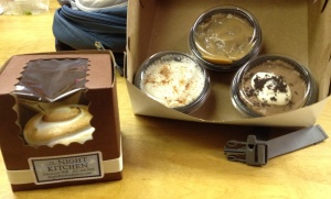 pudding box