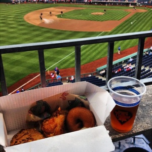 Federal Donuts at Citizens Bank Park